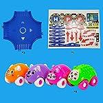 Tuangexportabl 3D Toy Car Garage ,Car Parking Lot DIY Model,Garage Playset,Parking Garage DIY Model by Tuangexportabl