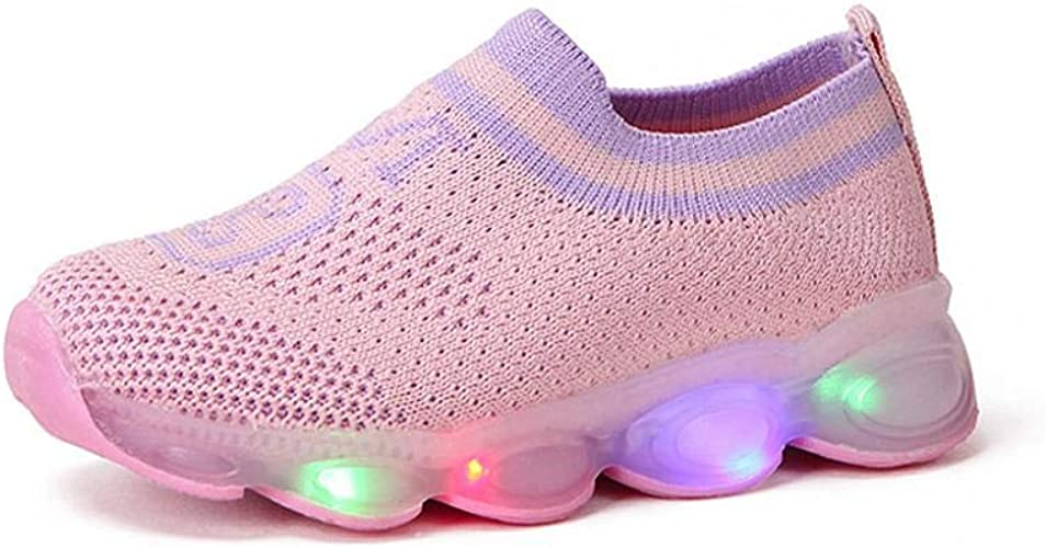 Doublehero LED Sneakers Fashion Baby