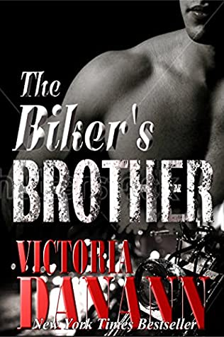 book cover of The Biker\'s Brother