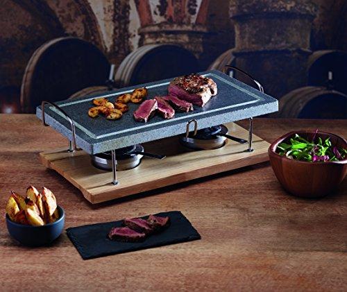 Kitchen Craft Master Class Artesa Pietre m & aacute; griglia Marmo, Multicolore, 15 x 22 x 41,5 cm 4