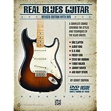 Real Blues Guitar (Book & DVD)