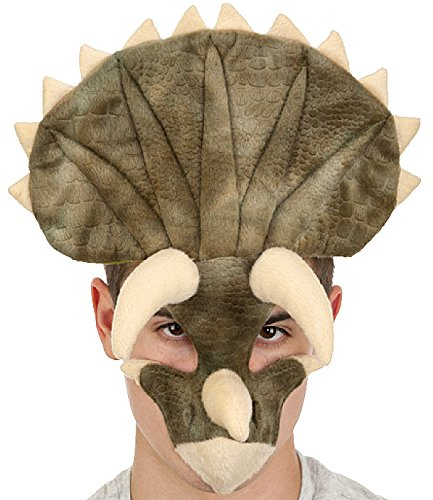 Jacobson Hat Company Velvet Triceratops Hat Jacobson Hat Company - toys 27035GNAJ