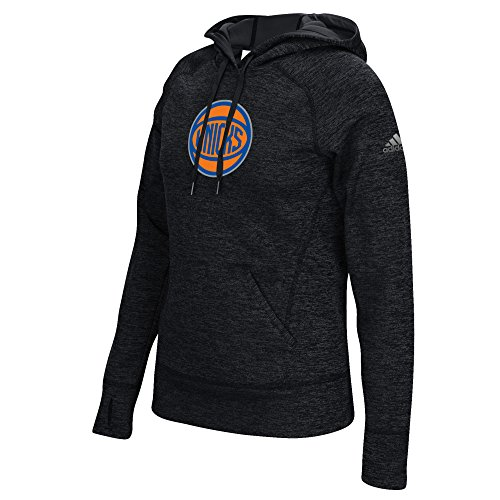 NBA New York Knicks Women's Team Logo Fleece Pullover Hoodie, X-Large, - Knicks York Team New Fleece