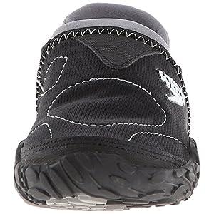 Speedo Women's Offshore Amphibious Pull-On Water Shoe,Black,7 M US
