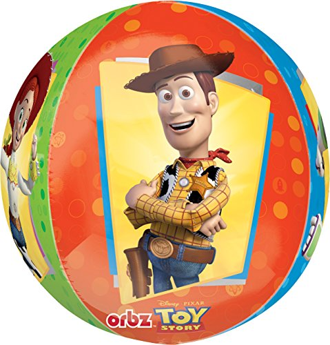 Anagram International Toy Story Orbz Balloon Pack, 16