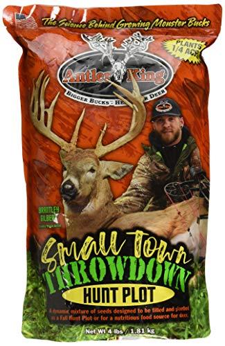 Antler King Small Town Throwdown Food Plot Seed (Best Food Plot For Deer In Fall)