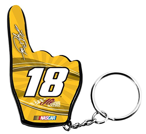 kyle-busch-key-chain-nascar-18-kyle-busch-keychain-with-led-light-new-for-2015
