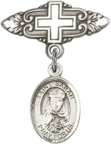 TONYS JEWELRY CO Sterling Silver Cross Pendant