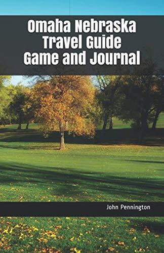 Omaha Nebraska Travel Guide Game and Journal