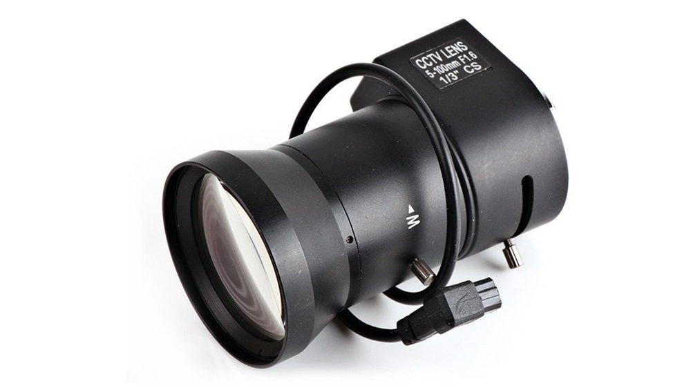 ''CCTV High Quality Security Surveillance Camera Lens 1/3'''' Auto Iris 5-100mm Lens