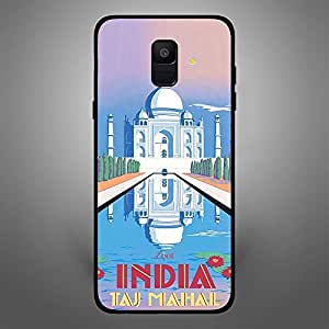 Samsung Galaxy A6 India Taj Mahal