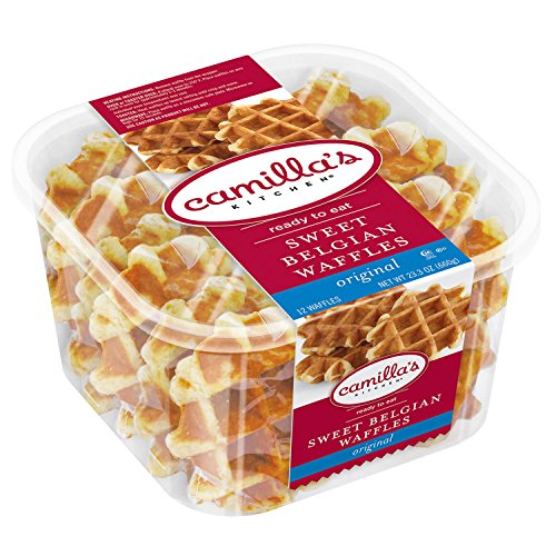 Camilla's Kitchen Sweet Belgian Waffles (12 ct.)