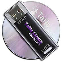 Tails Linux 2.5 - Browse Anonymously - on Bootable 8GB USB