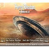 Perry Rhodan NEO MP3 Doppel-CD Folgen 141 + 142: Der Faktor Rhodan / Hort der Flüsternden Haut