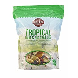 Wellsley Farms Tropical Fruit & Nut Trail Mix