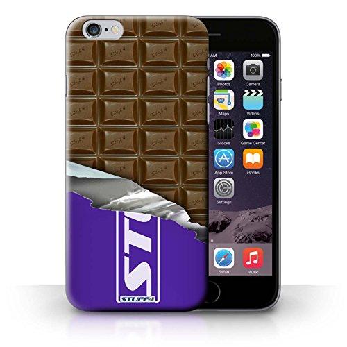 Hülle Case für iPhone 6+/Plus 5.5 / Dairy Milk Blocks Entwurf / Schokolade Collection