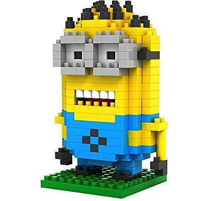 Loz Nano Dave Diamond Building Blocks: Toys & Games
