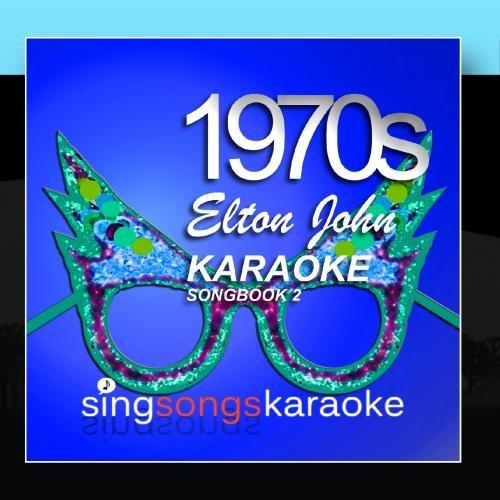 The Elton John 1970s Karaoke Songbook 2 (Karaoke 70s)
