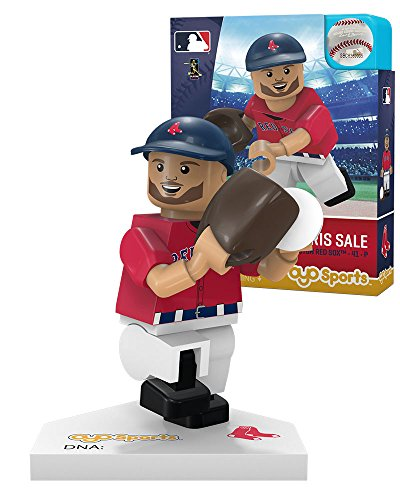 MLB Boston Red Sox Chris Sale Limited Edition OYO Minifigure