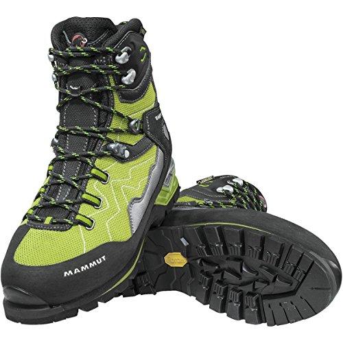 Mammut Damen Alpine Bergschuhe grün/schwarz