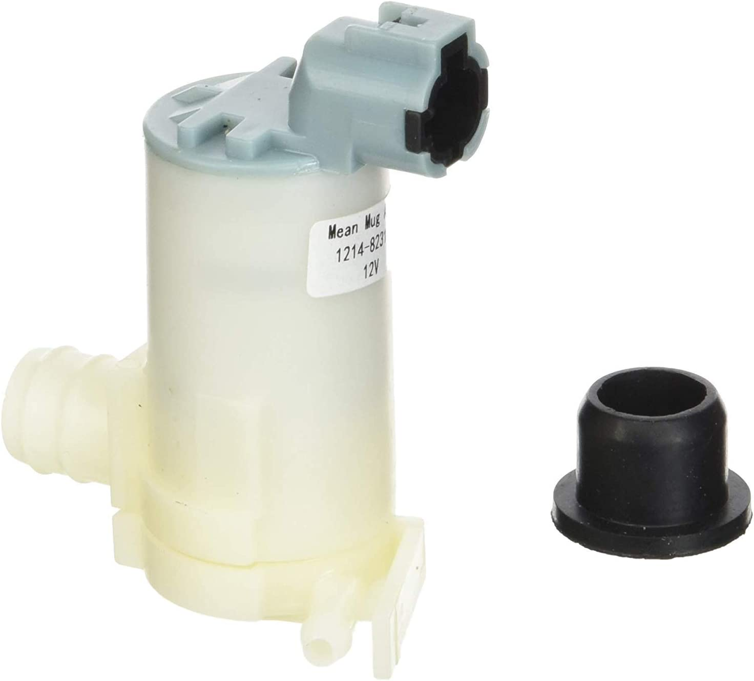 Infiniti G35 G37 M35 M45 Nissan 350Z 370Z GT-R Windshield Washer Pump with Grommet fits