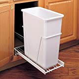Rev-A-Shelf Single Pull Out 35 qt. Trash Can Review