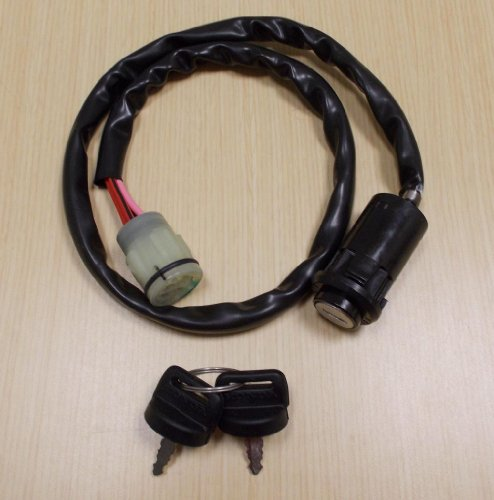 New 2007-2013 Honda TRX 500 TRX500 Foreman ATV OE Ignition Switch With Keys (2007 Honda Foreman 500 Ignition)
