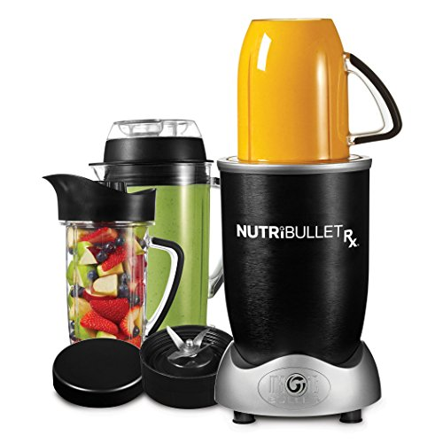 Magic Bullet NutriBullet Rx N17-1001 Blender, Black by Magic Bullet