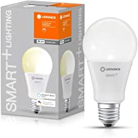 LEDVANCE LED lamp | Lampvoet: E27 | Warm wit | 2700 K | 14 W | SMART+ WiFi Classic Dimmable [Energie-efficiëntieklasse A…