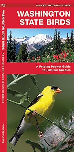 Washington State Birds Familiar Naturalist product image
