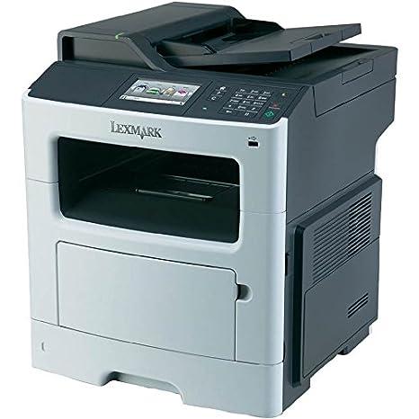 Lexmark MX410de - Impresora multifunción (Laser, Copiar, fax ...