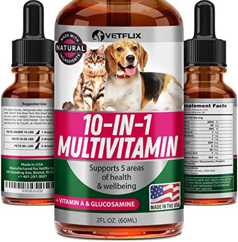VETFLIX Pet Vitamins 10