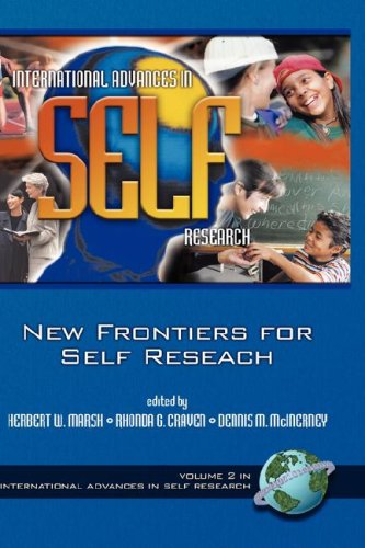 Download The New Frontiers for Self Research (Hc) (Advances in Self-Concept Research) ebook