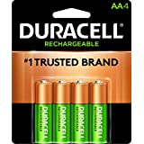 Duracell Pilas Duracell Recargable Aa 4 Pza - Regargables, Pack of 1