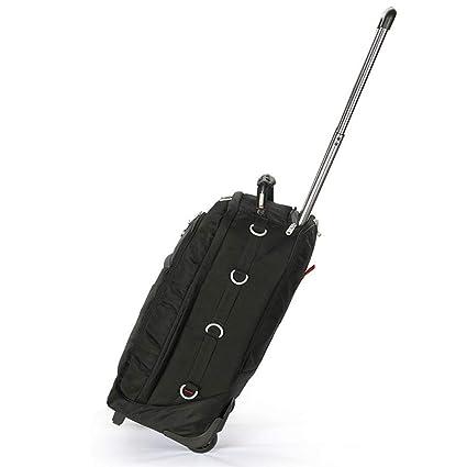 SX Trolley Mochila, Rolling Mochila, Ruedas Mochila Rolling Carry-On Equipaje Bolsa De