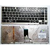 New Laptop US keyboard for Toshiba Satellite E305 E305-S1990X Series Backlit