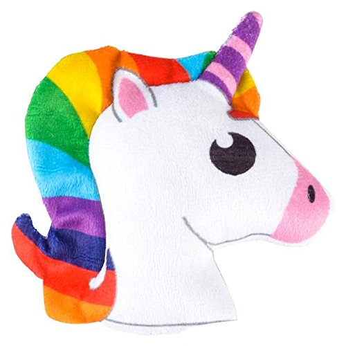 Wish Novelty - (12) 5'' Mini Unicorn Plush Pillow Party Favors – Magical Rainbow Stuffed Animal, Perfect Gift For Kids. Set of 12. by Wish Novelty
