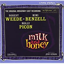 Milk and Honey: The Original Broadway Cast Recording by Drg (2008-06-24)