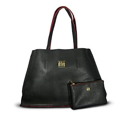 Bag in corsica Black Amazon In Women's Bucket Noir Tote HxAqn7wg
