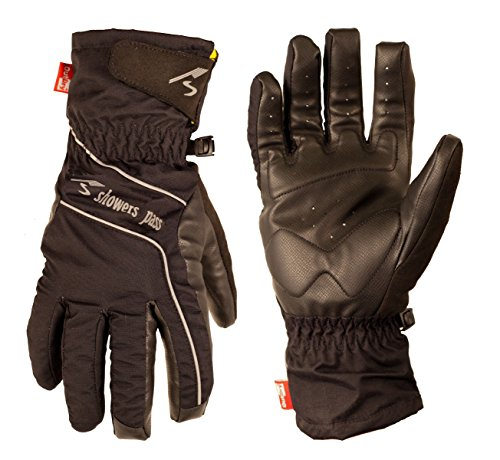 Showers Pass Men'sCrosspoint Waterproof Hardshell WP Gloves, Black, Large from Showers Pass