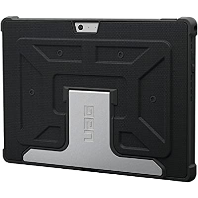 URBAN ARMOR GEAR Folio Case for Surface Pro 3, Black (UAG-SFPRO3-BLK-VP)