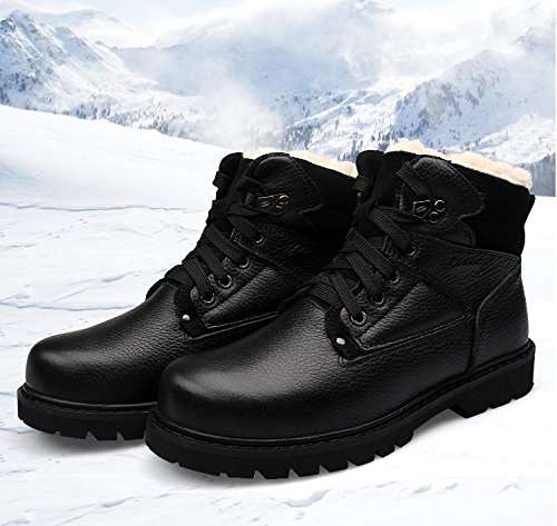 waterproof Autumn 47 boots and men's ankle lace winter qr1tpar8