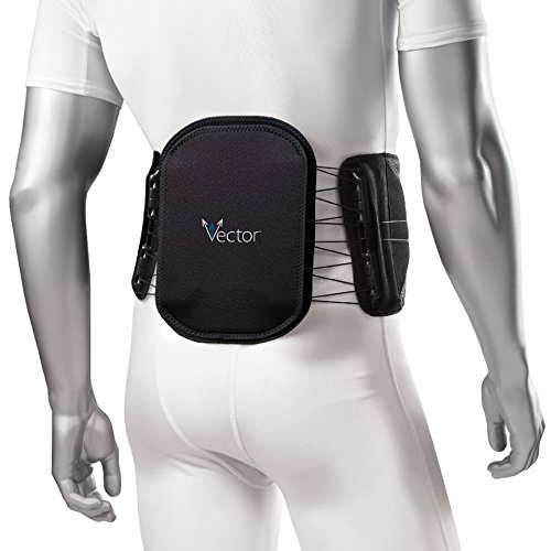 Vector Back Brace - Premium Lower Back Brace for Lumbar Support -...