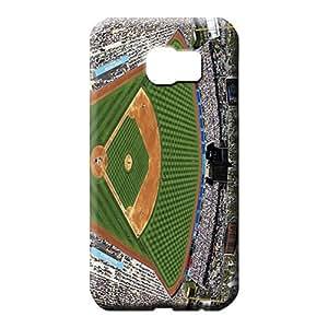 samsung galaxy s6 cell phone shells Shock Absorbent Slim colorful los angeles dodgers mlb baseball