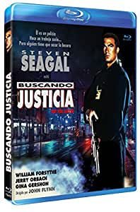 Buscando Justicia BD 1991 Out for Justice [Blu-ray]