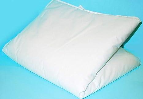 Relleno para funda nórdica de tejido blanco de algodón con relleno de guata 68X76 culla BIANCO INVERNALE: Amazon.es: Bebé