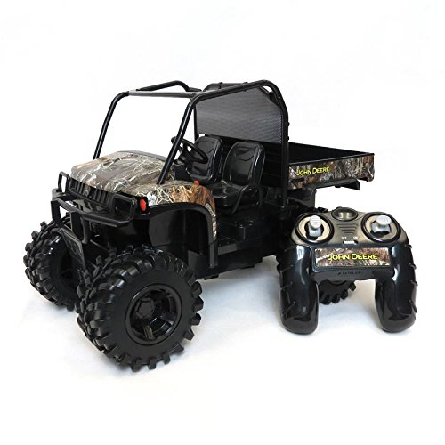 Tomy - John Deere Radio Control Monster Treads Gator (Remote Control John Deere Monster Treads Gator)