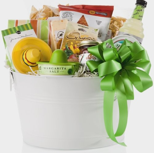 Basket Affair Its 5 Oclock Somewhere Gourmet Gift Basket