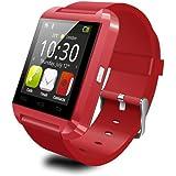 CASVO U8 Smartwatch(Red 1)