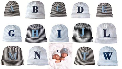 Mudpie Baby Boys Initial Newborn